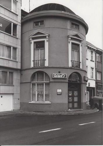 Salon NAPOLEON aan de Coupure - 1987-2003
