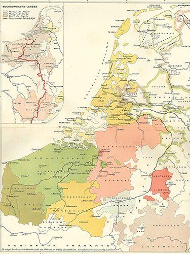 Onderzoek naar migrantenfamilies in de Zuidelijke en Noordelijke Nederlanden en Frankrijk 1550-1813