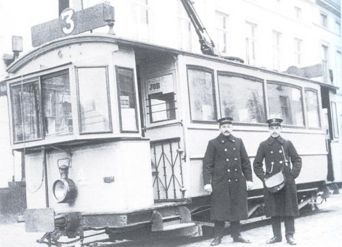 Personeel in dienst van het regionaal openbaar vervoer