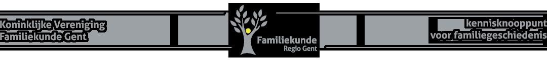 Familiekunde Gent