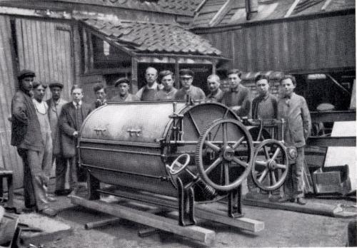 Nieuwevaart - 1912