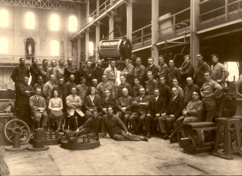 Sint-Elooi feest - 1932