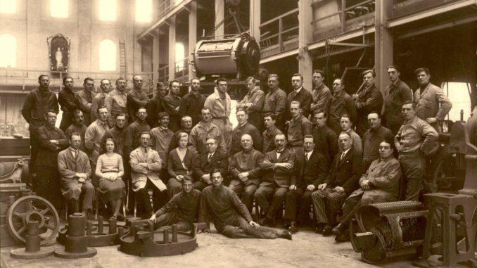 D'hooge - SintElooifeest - 1932