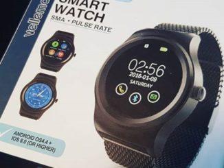 wedstrijd smartwatch