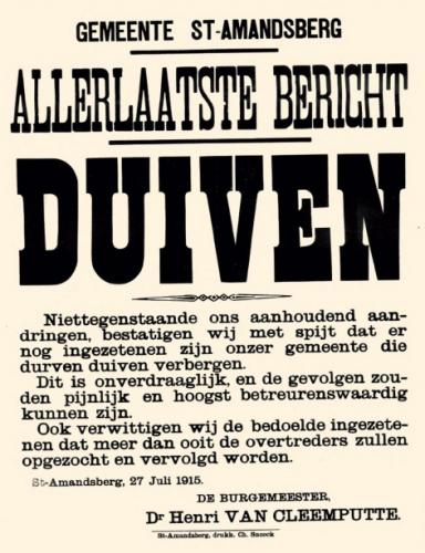 Besturen onder Duitse bezetting