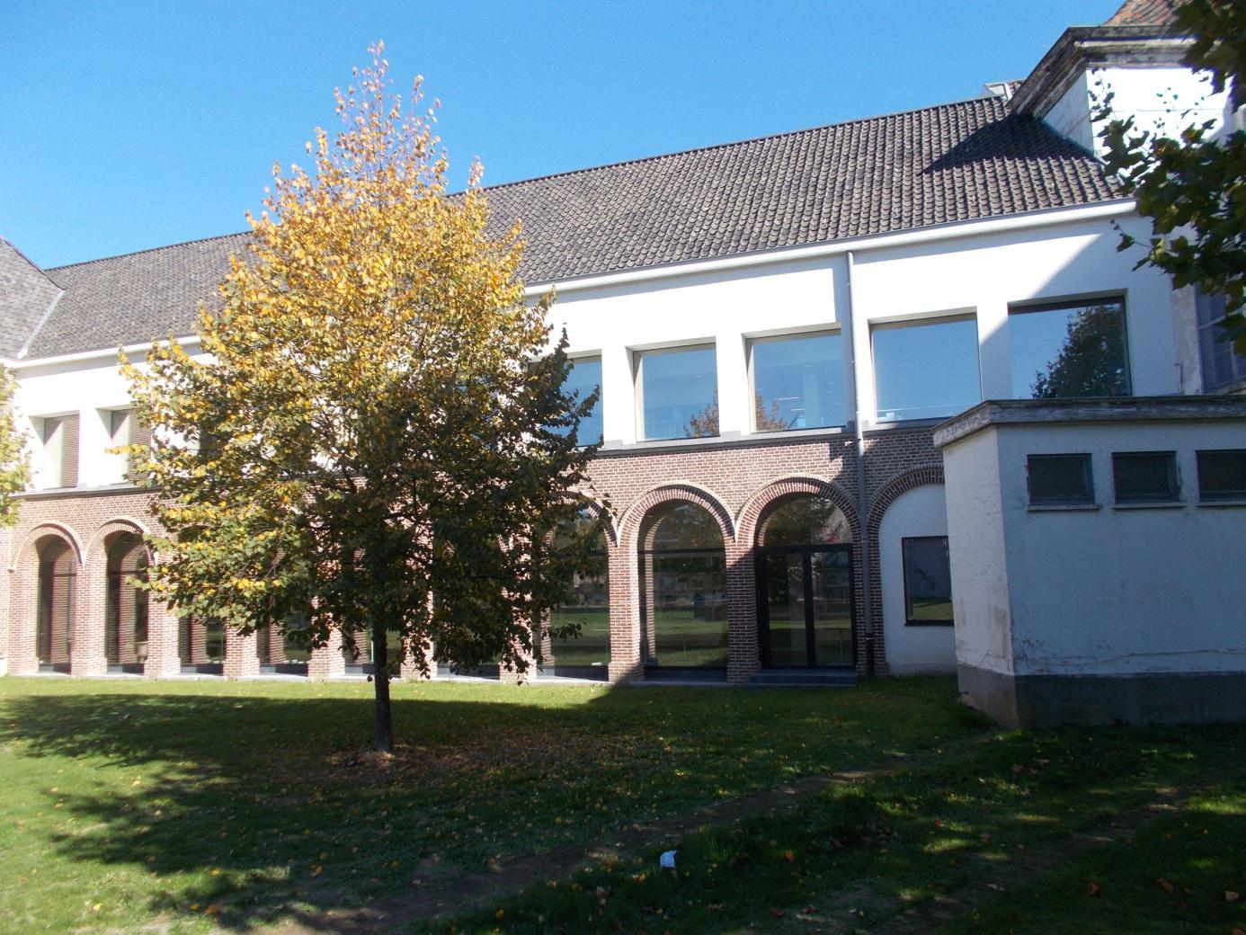 Kunstenbibbliotheek Gent