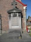 Begraafplaats van Zwijnaarde - della Falle d'Huysse (nabij kerk)