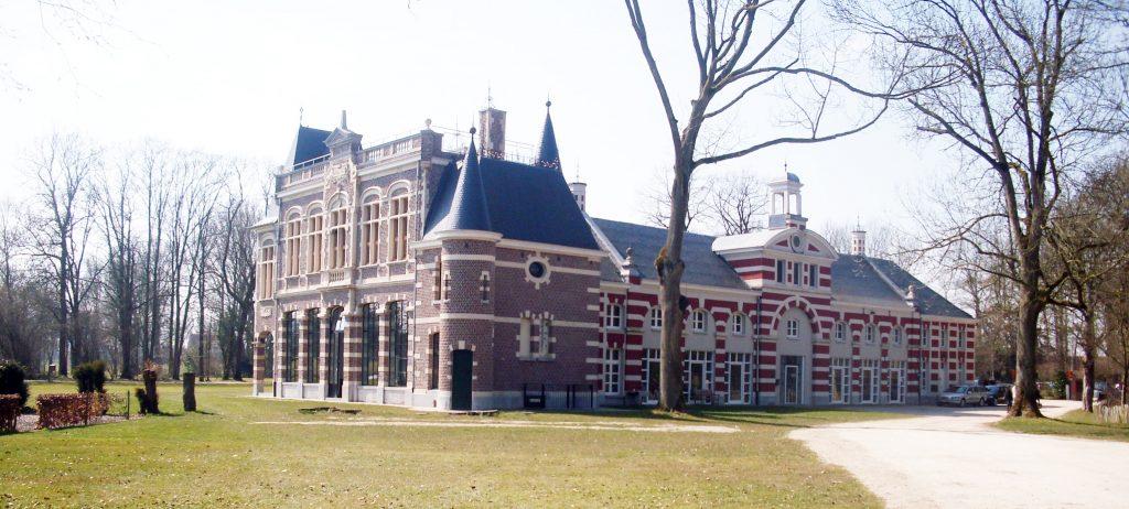 Congres Familiekunde Vlaanderen - Bibliotheek en bijgebouwen domein de Ghellinck - Elsegem