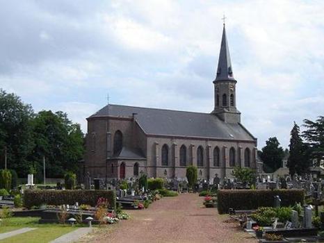 Begraafplaats van Sint-Denijs-Westrem